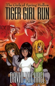 Tiger Girl Run